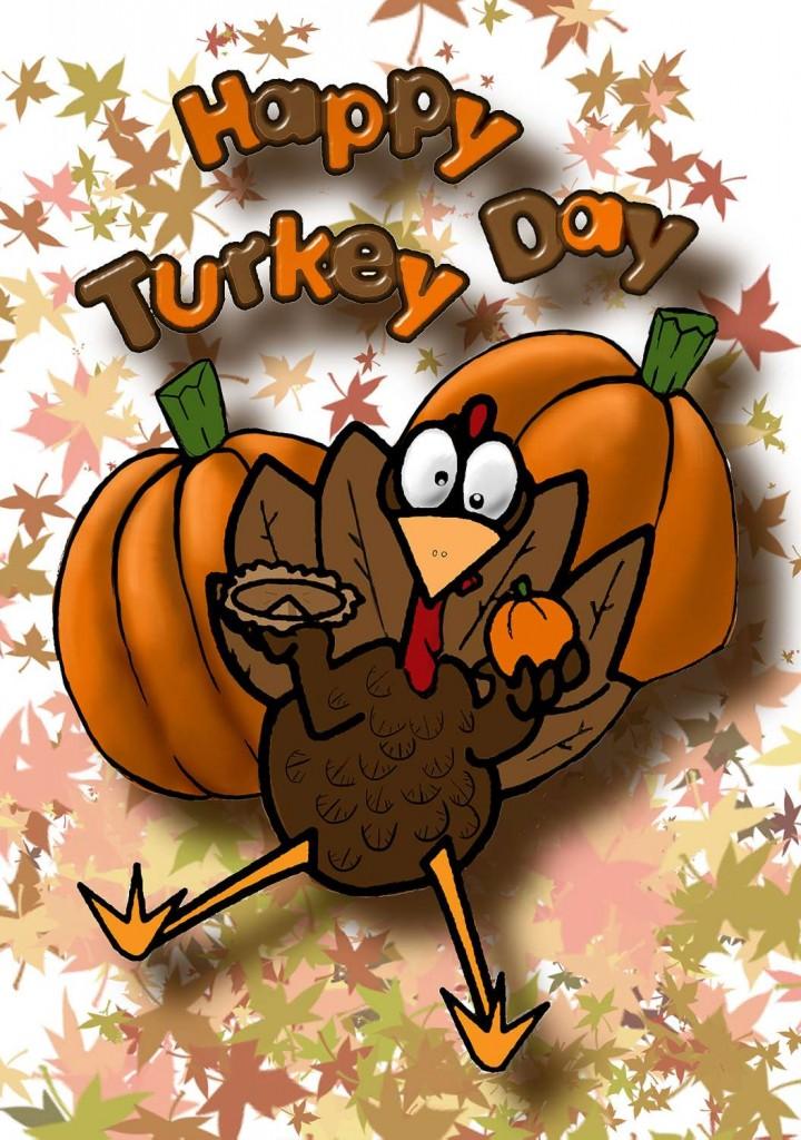 Happy Turkey Day!