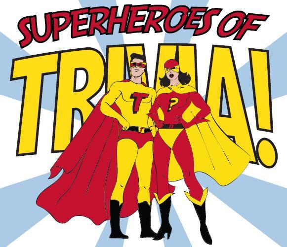 Superheros Trivia